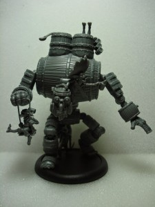 Nightmare Whiskey Golem - Assembled - Complete (1)