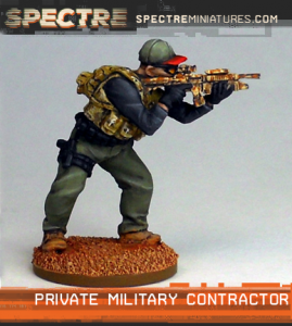 Private Military Contractor