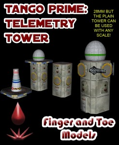 Telemetry Tower