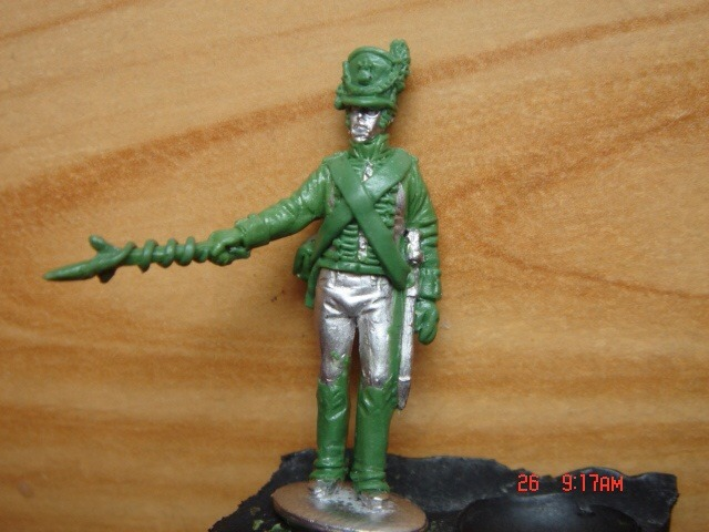 Workbench preview British artillery crew 1