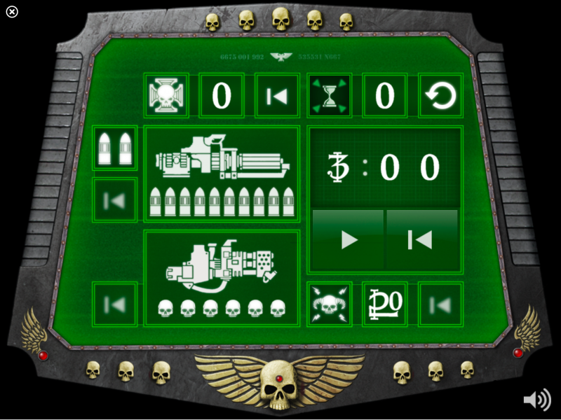 Mission Status Display (2014 iBook)