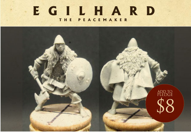Egilhard The Peacemaker