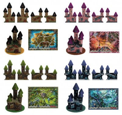 Fortresses of the 12 Realms