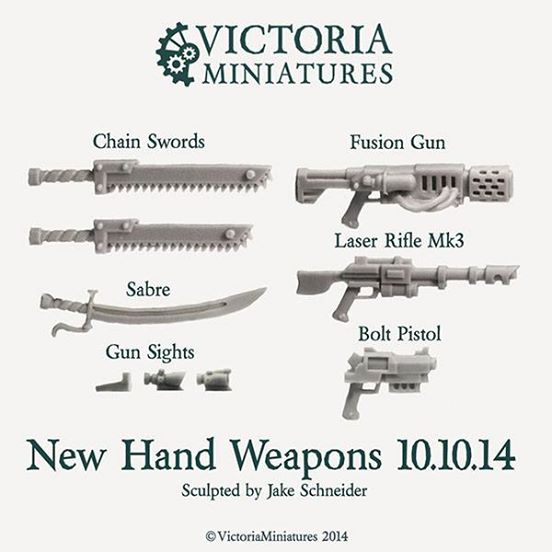 Hand Weapons