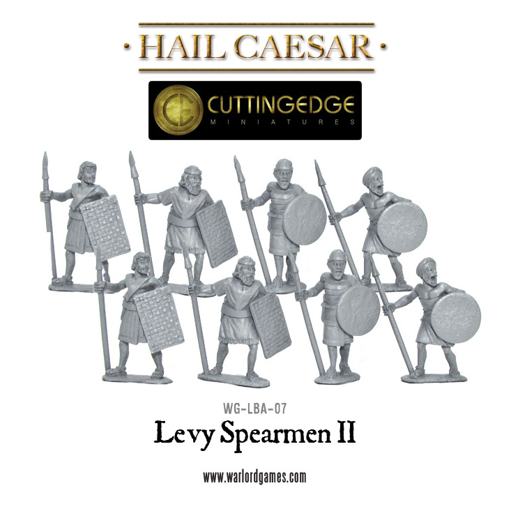 Levy Spearmen II