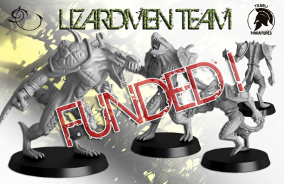 Lizardmen Team