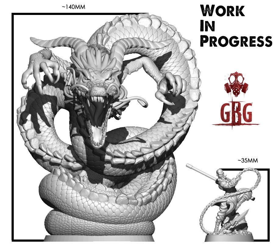 New Dragon expansion stretch goal
