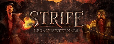 Strife Legacy of Eternals