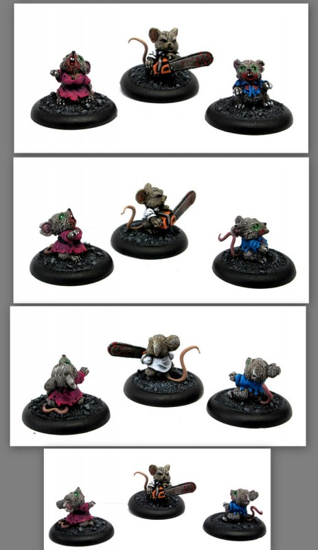 Zombie Mousling