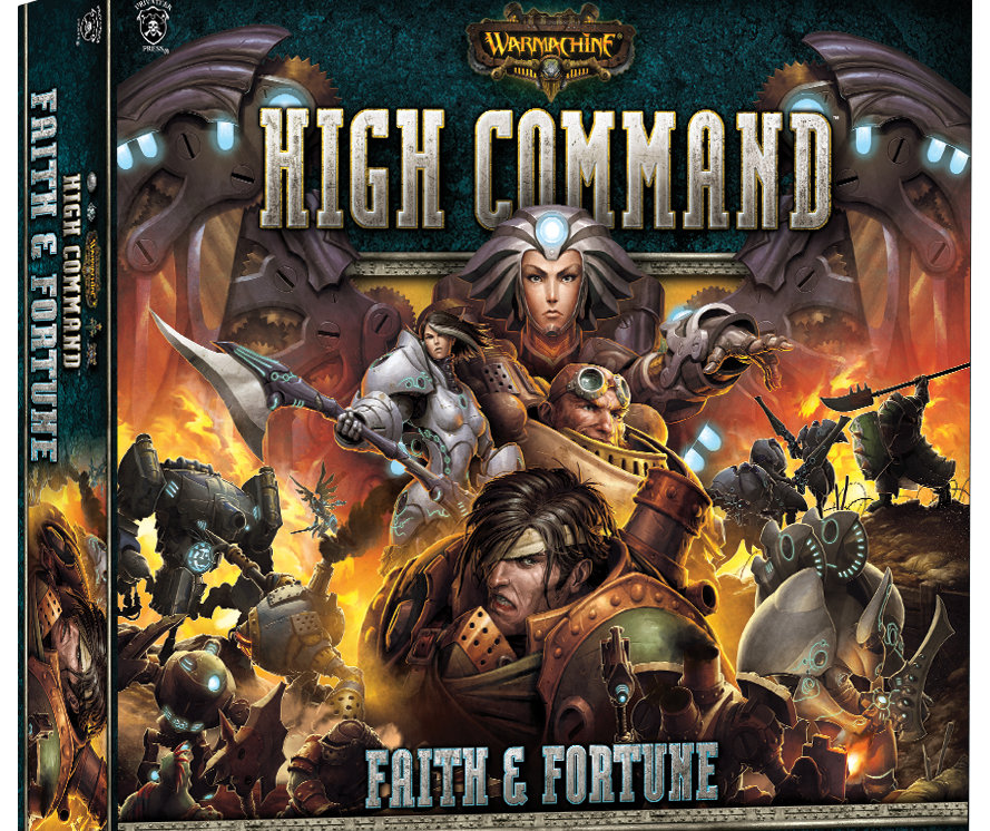 WM High Command_Faith and Fortune_3D