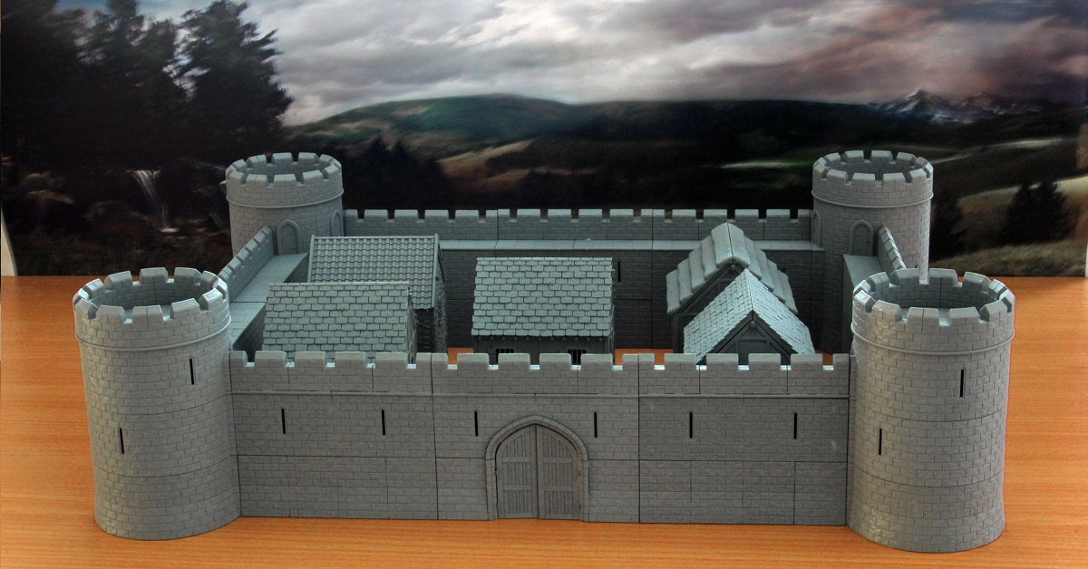 Large Castle Set