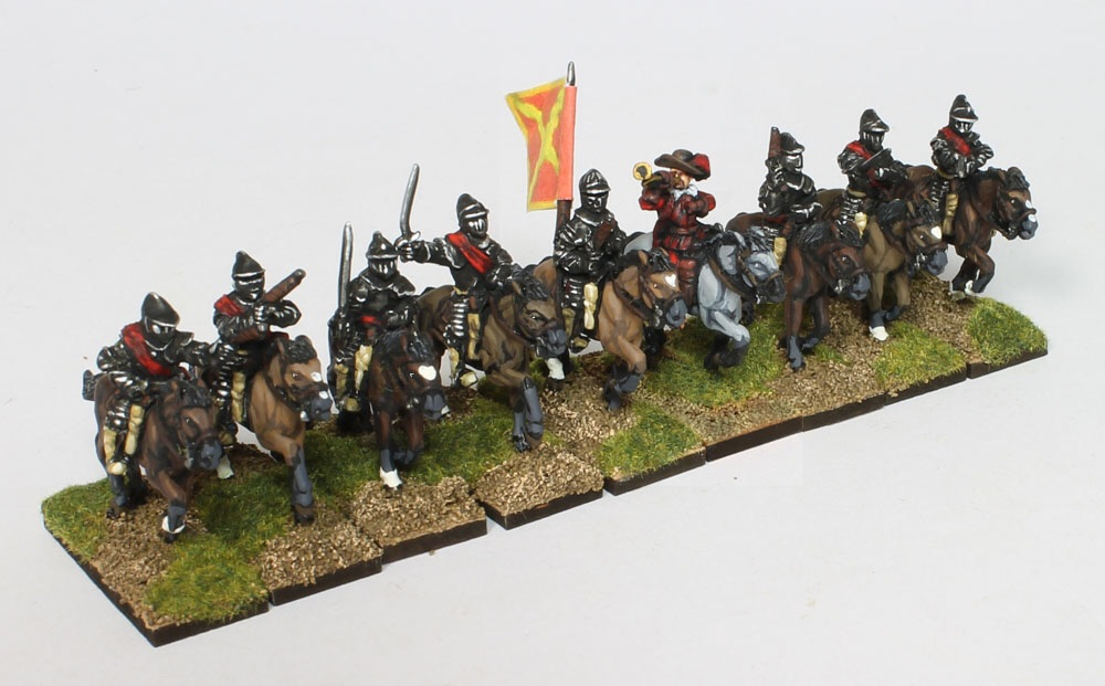closed-cuirassier