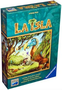 la-isla-board-game