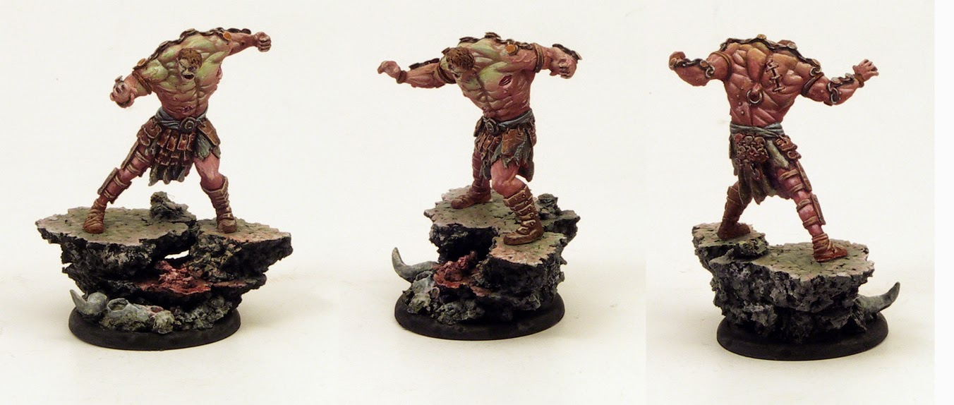 mutated brute painted