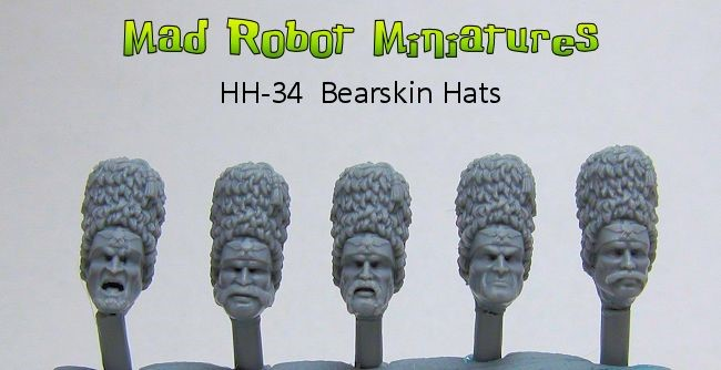 Bearskin Hats