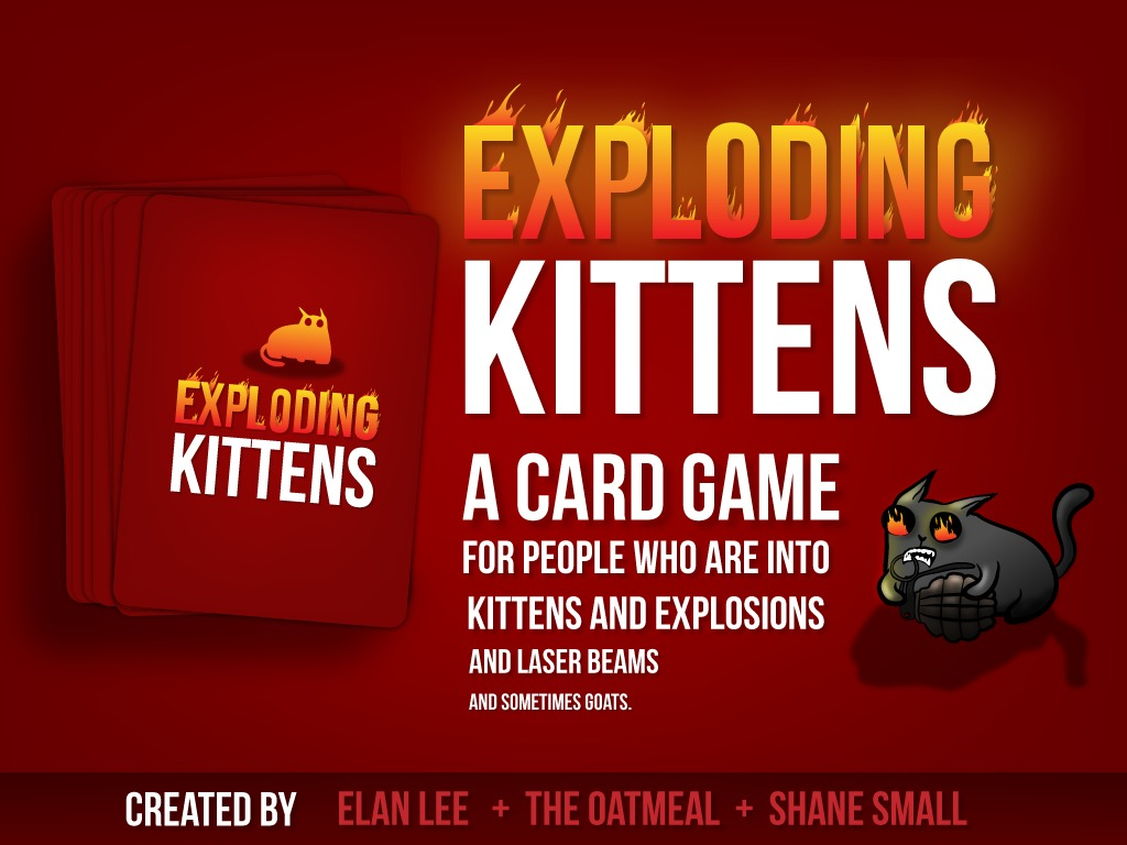 exploding kittens card game canada
