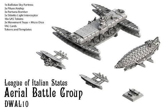 League of Italian States Aerial Battle Group