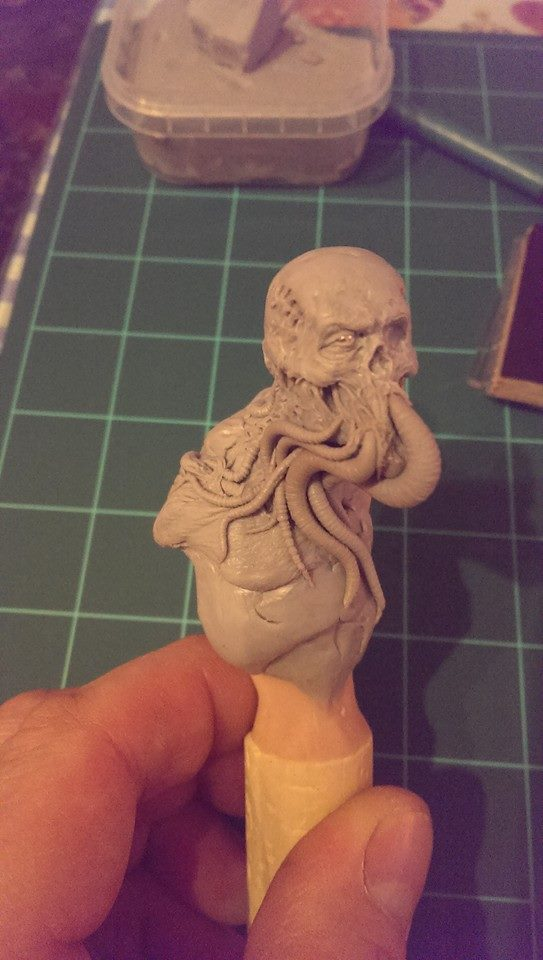 Mr. Tentacle face