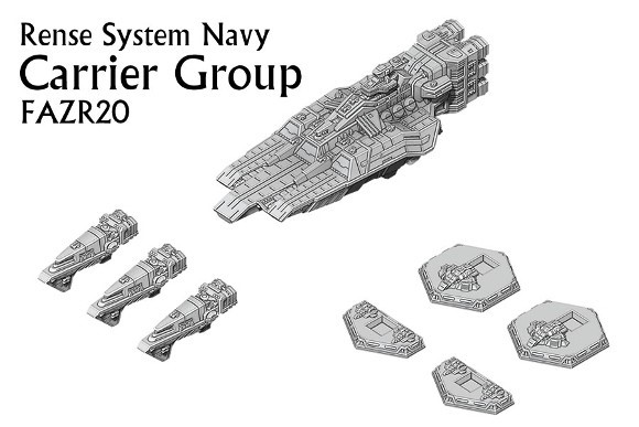Rense System Navy Carrier Group