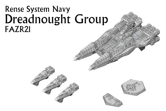 Rense System Navy Dreadnaught Group