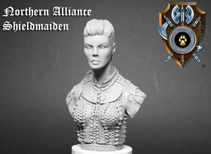 Shieldmaiden_Bust_front_view_by_Shieldwolf_Miniatures