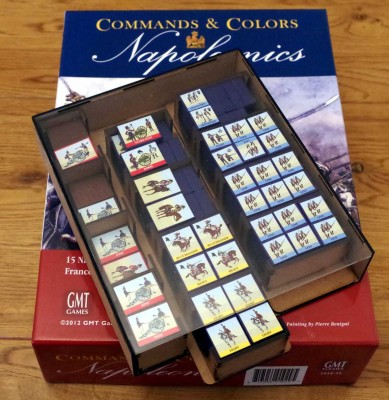 commands and colors compact sleeve napoleonic 1