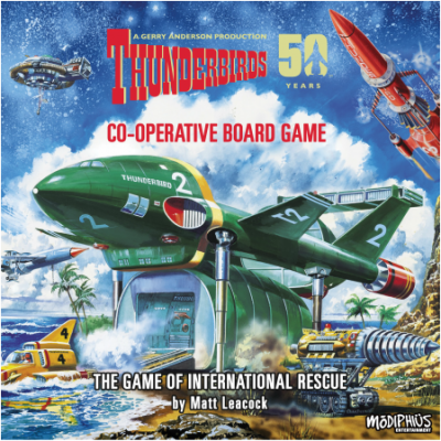 thunderbirds box