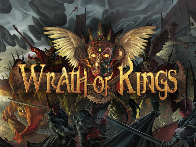 A lot of Wrath of Kings gaming is on the horizon!