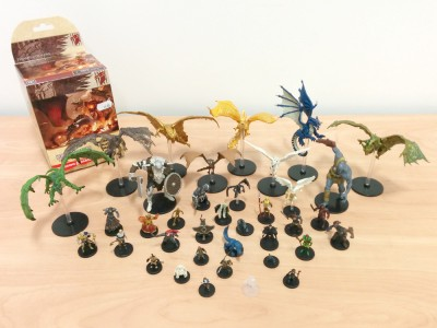 13-Icons-of-the-Realms-Tyranny-of-Dragons-Miniatures-DD