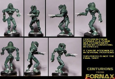 45mm (33mm scale) Centurion from Fornax