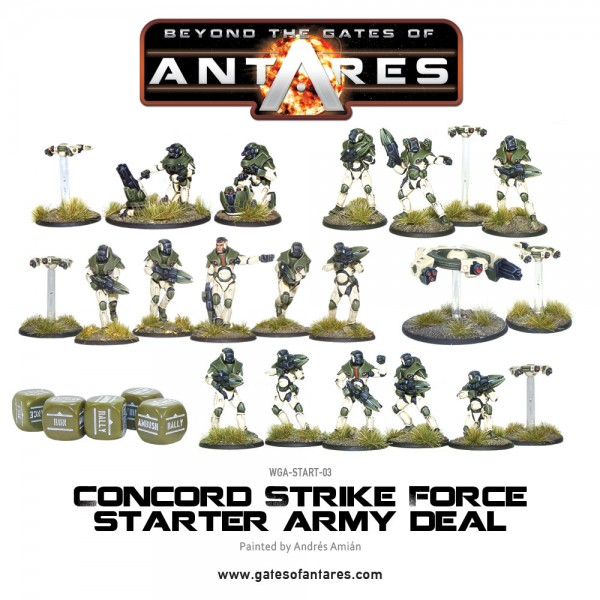 Concord Strike Force