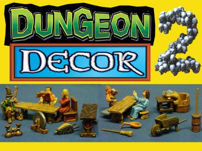 Dungeon Decor 2