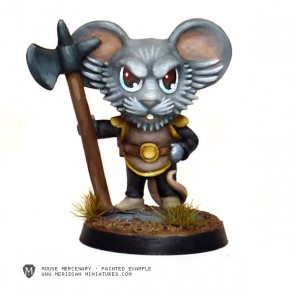 Mouse Mercenary