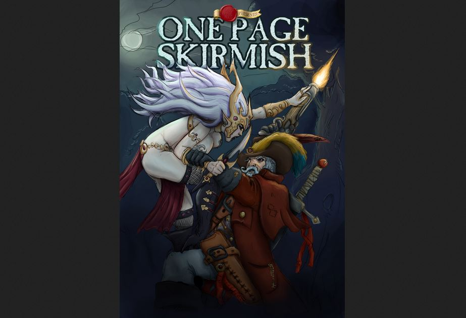 One Page Skirmish