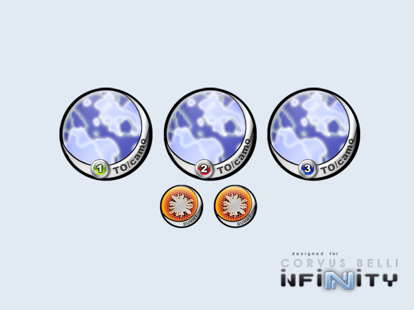 P00105_Accesories_InfinityMarkers_TOCamoBlue40mm
