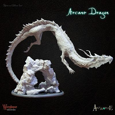 The Arcane Dragon