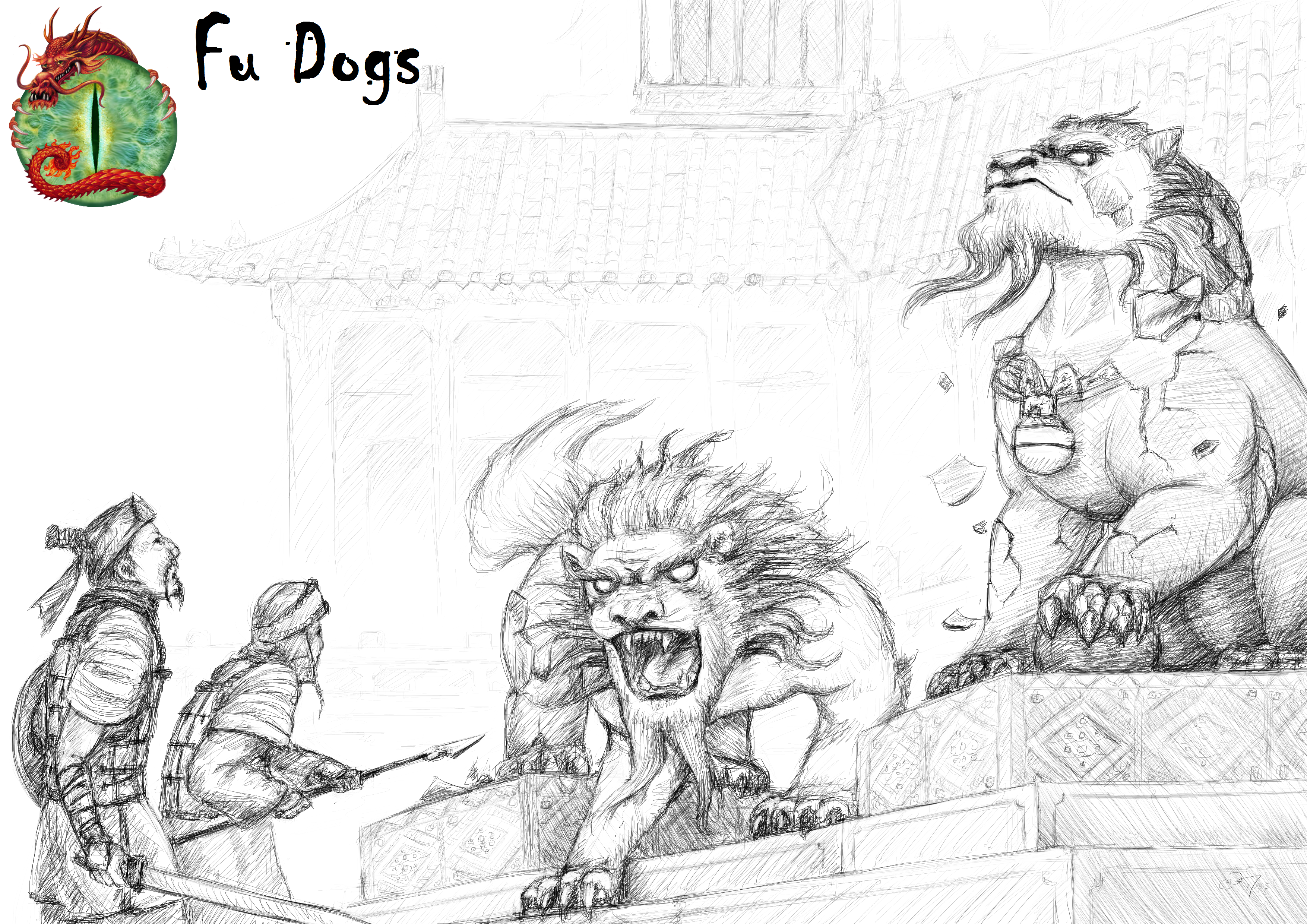 fu-dogs-with-logo-title