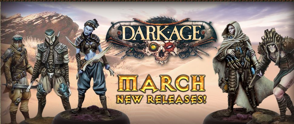 Dark Age March Releases