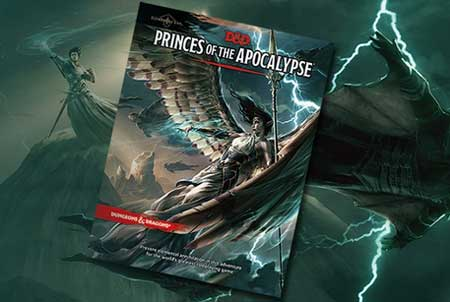 Princes of the Apocalypse book cover