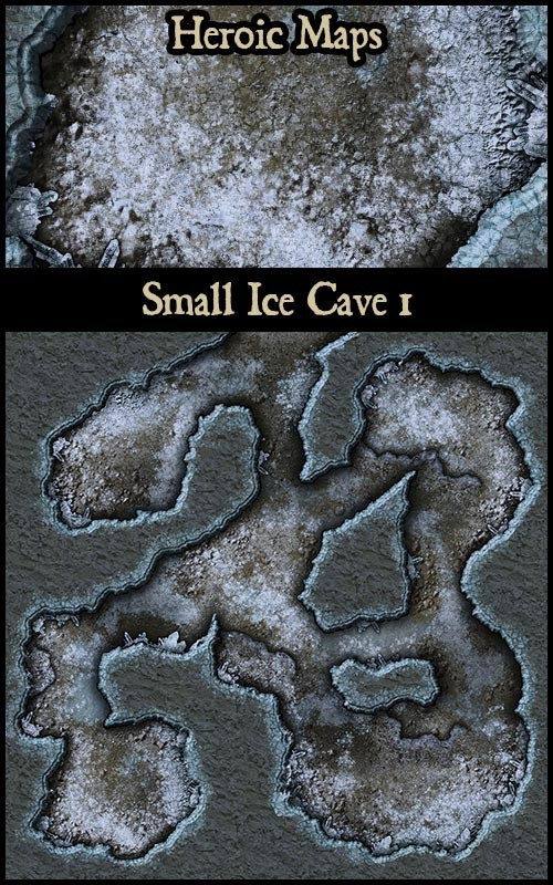Small Ice Cave 1