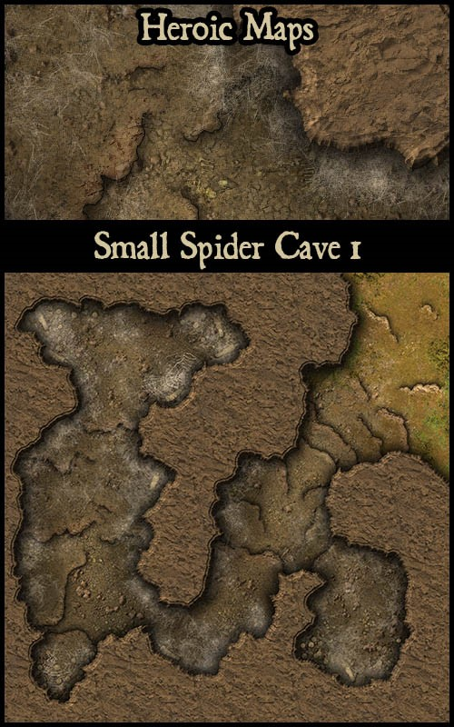 Small Spider Cave 1