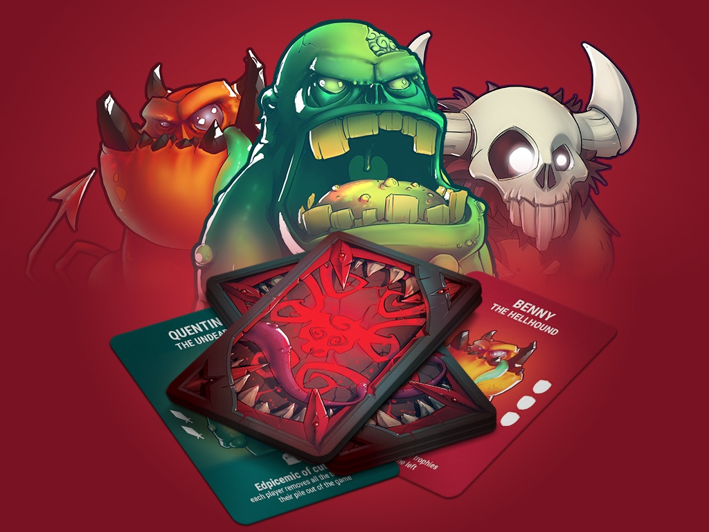 Another Stupid Game With Monsters