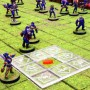 Bloodbowl scatter template 2