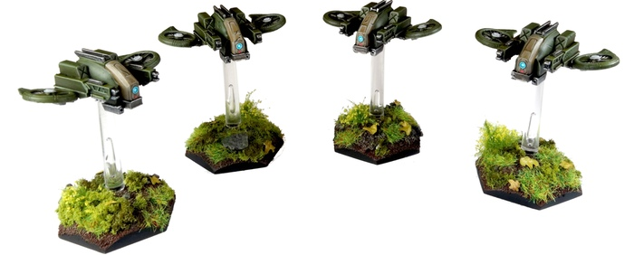 Firefly Drones