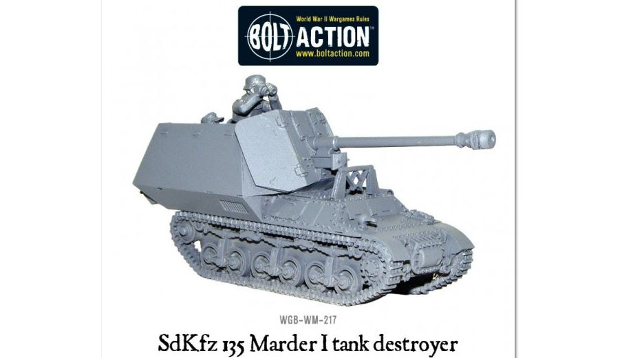 Marder Feature
