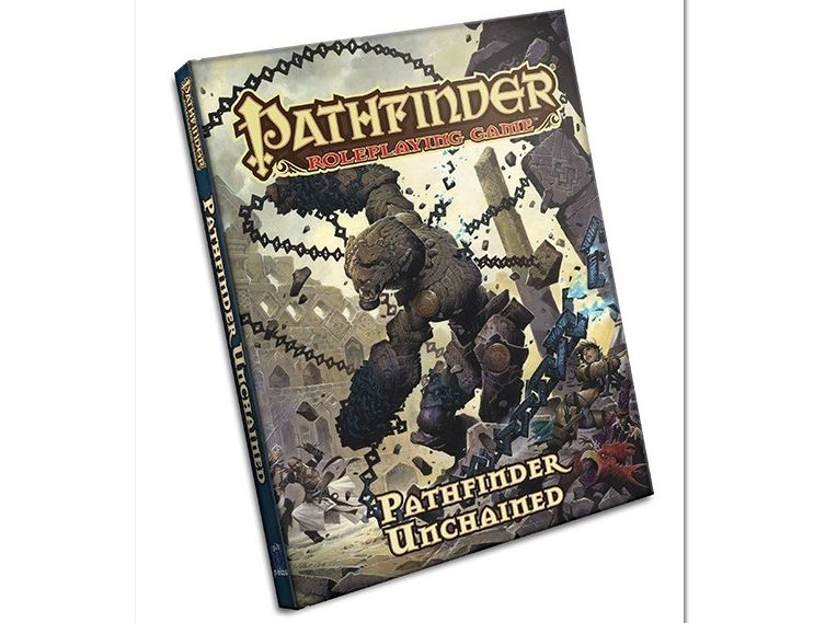 Pathfinder Unchained Feature