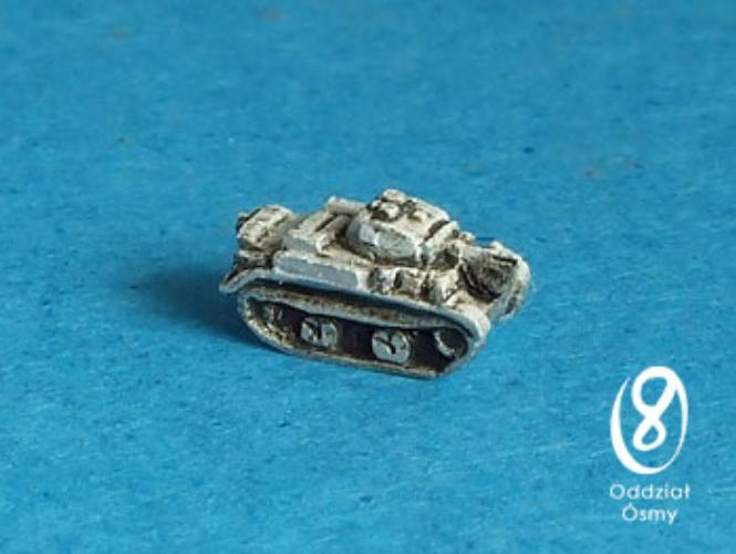 PzKpfw II Ausf.L Luchs (15 pcs) German light recon tank