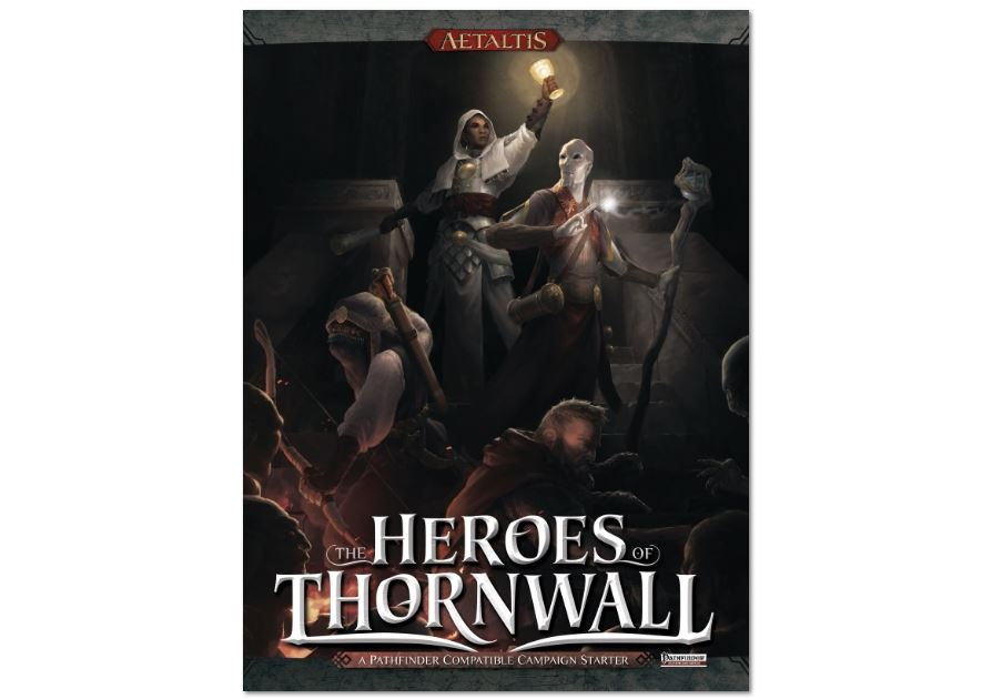 The Heroes of Thornwall