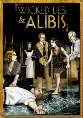Wicked Lies & Alibis A4 Cover Web