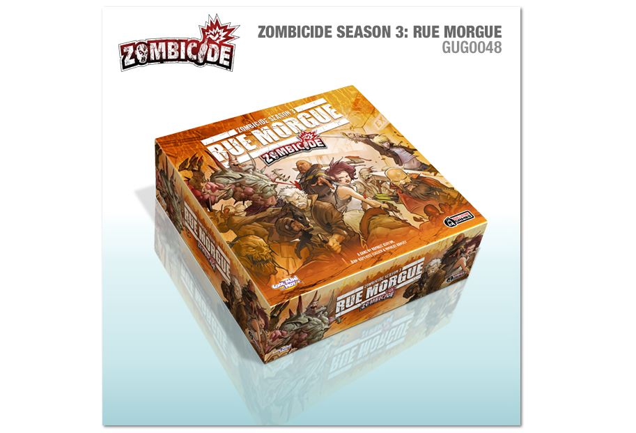 Zombicide Feature